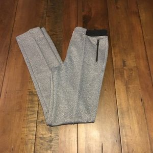 Mango MNG Suit skinny stretchy career pants size S